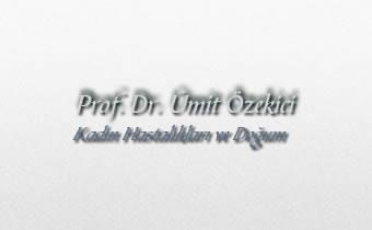 Prof. Dr. Ümit Özekici