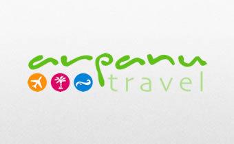arpanu-travel-logo
