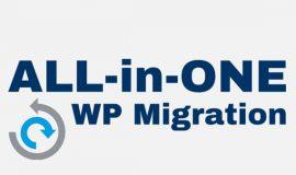 WordPress Web Sitenizi Dışa Aktarmak için Hepsi Bir Arada WP Geçişi Nasıl Yapılır?