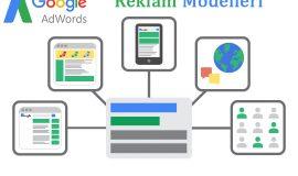 Google Reklam Modelleri ve Boyutları Nasıldır